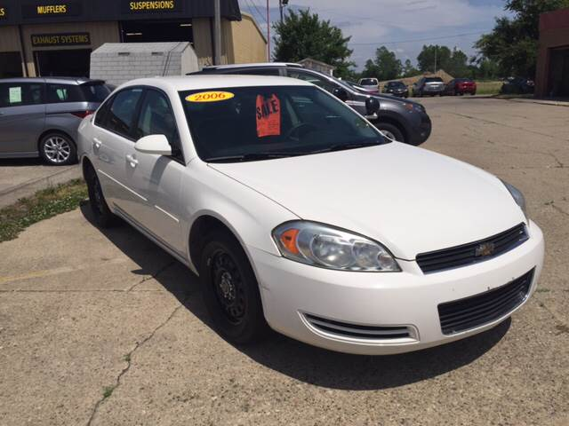 2006 Chevrolet Impala for sale at Cars To Go in Lafayette IN