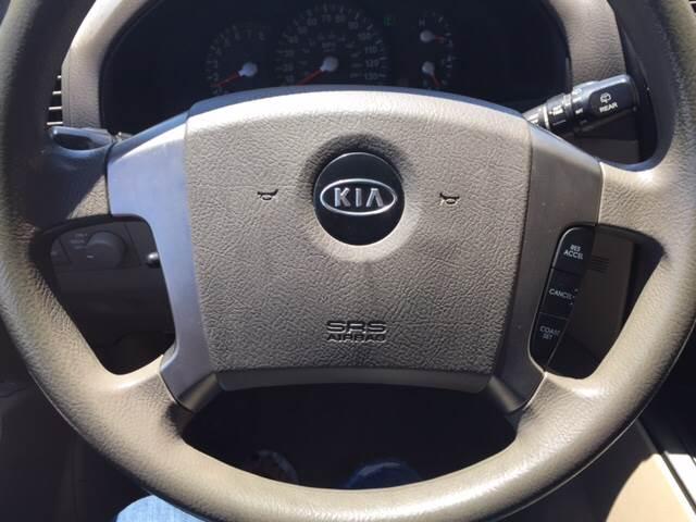 2006 Kia Sorento for sale at Cars To Go in Lafayette IN