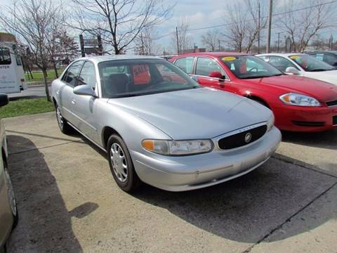 2003 Buick Century for sale at Cars To Go in Lafayette IN