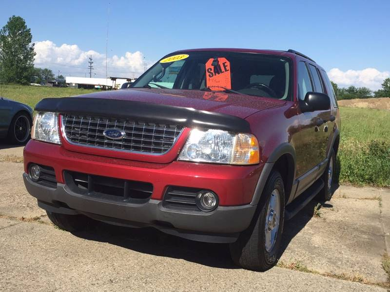 2003 Ford Explorer for sale at Cars To Go in Lafayette IN