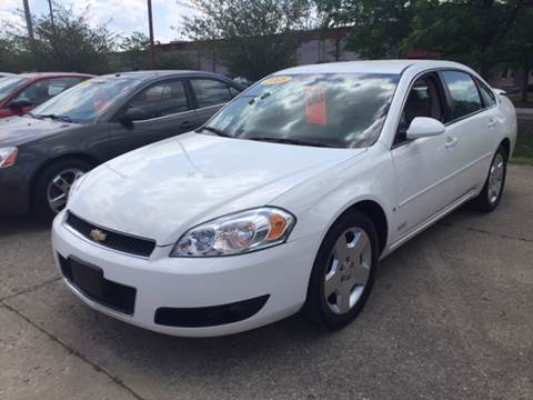 2008 Chevrolet Impala for sale at Cars To Go in Lafayette IN