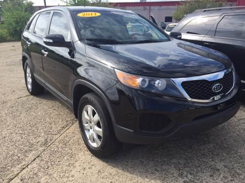 2011 Kia Sorento for sale at Cars To Go in Lafayette IN
