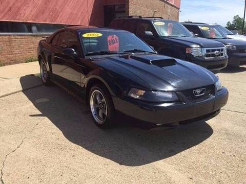 2003 Ford Mustang for sale at Cars To Go in Lafayette IN