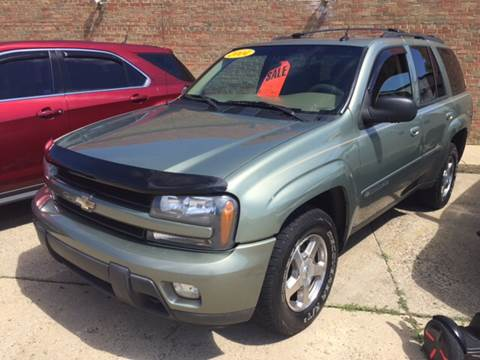 2004 Chevrolet TrailBlazer for sale at Cars To Go in Lafayette IN