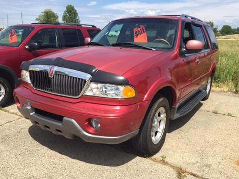 2000 Lincoln Navigator for sale at Cars To Go in Lafayette IN