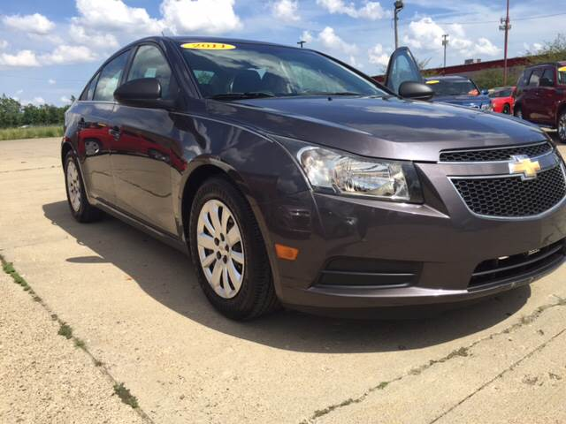 2011 Chevrolet Cruze for sale at Cars To Go in Lafayette IN