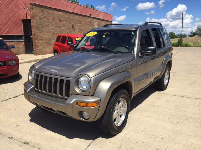 2004 Jeep Liberty for sale at Cars To Go in Lafayette IN