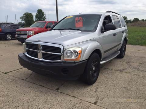 2005 Dodge Durango for sale at Cars To Go in Lafayette IN