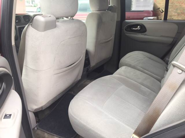 2007 Chevrolet TrailBlazer for sale at Cars To Go in Lafayette IN