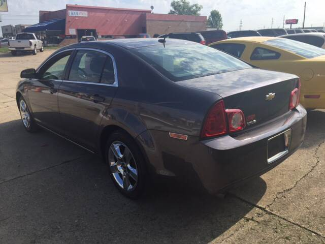 2010 Chevrolet Malibu for sale at Cars To Go in Lafayette IN