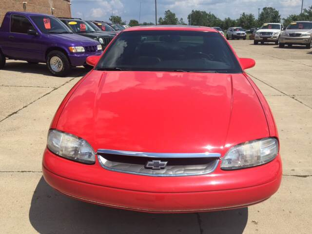 1997 Chevrolet Monte Carlo for sale at Cars To Go in Lafayette IN