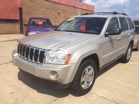 2007 Jeep Grand Cherokee for sale in Lafayette, IN