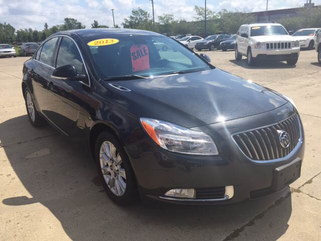 2013 Buick Regal for sale at Cars To Go in Lafayette IN