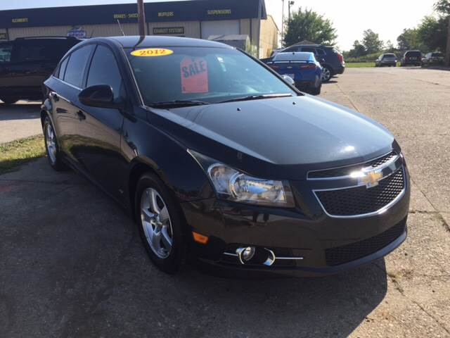 2012 Chevrolet Cruze for sale at Cars To Go in Lafayette IN