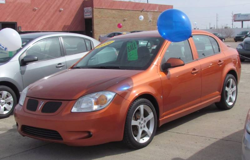 2006 Pontiac G5 for sale at Cars To Go in Lafayette IN