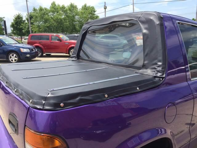 2000 Kia Sportage for sale at Cars To Go in Lafayette IN