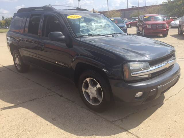 2004 Chevrolet TrailBlazer EXT for sale at Cars To Go in Lafayette IN