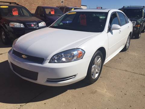 2013 Chevrolet Impala for sale at Cars To Go in Lafayette IN