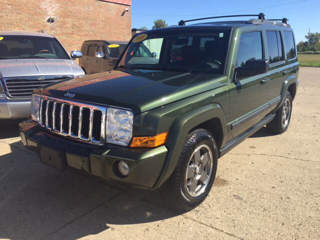 2008 Jeep Commander for sale at Cars To Go in Lafayette IN