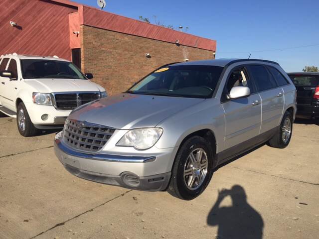 2007 Chrysler Pacifica for sale at Cars To Go in Lafayette IN
