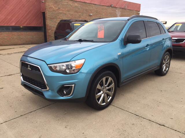 2013 Mitsubishi Outlander Sport for sale at Cars To Go in Lafayette IN