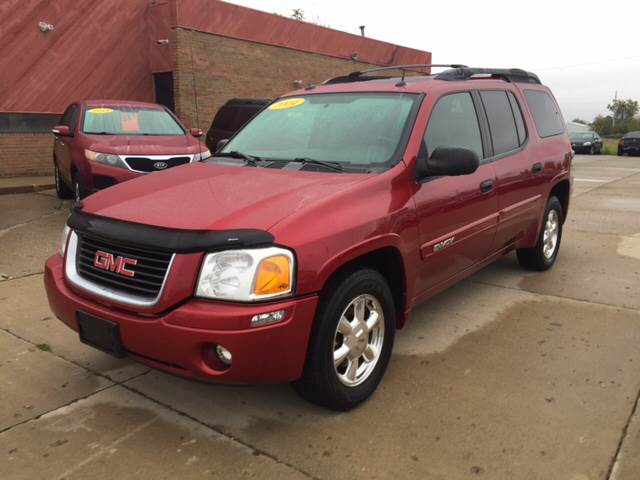 2004 GMC Envoy XL for sale at Cars To Go in Lafayette IN