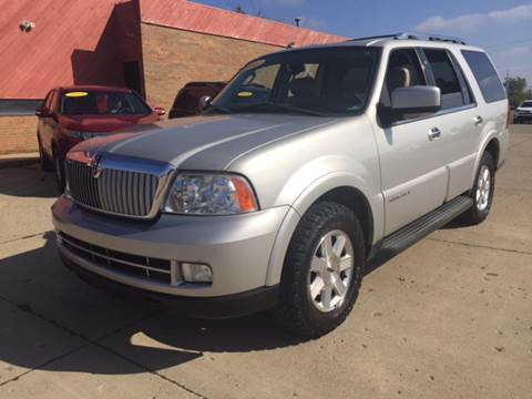 2005 Lincoln Navigator for sale in Lafayette, IN