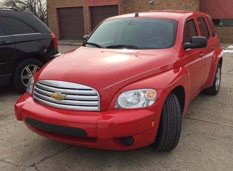 2008 Chevrolet HHR for sale at Cars To Go in Lafayette IN