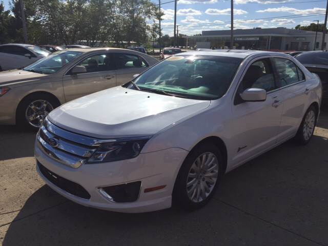 2011 Ford Fusion Hybrid for sale at Cars To Go in Lafayette IN