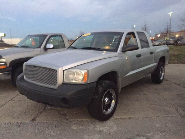 2005 Dodge Dakota ST In Lafayette IN - Cars To Go