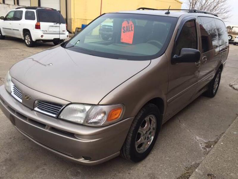 2002 Oldsmobile Silhouette Gls In Lafayette In Cars To Go