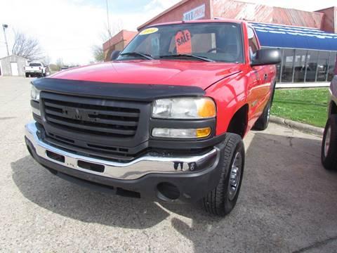 2004 GMC Sierra 3500 for sale in Lafayette, IN