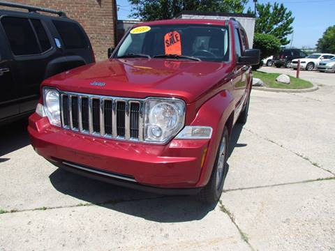 2010 Jeep Liberty for sale in Lafayette, IN
