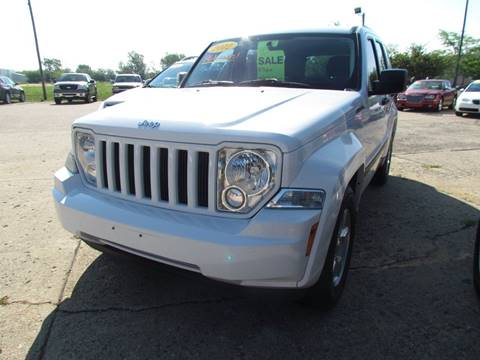 2012 Jeep Liberty for sale in Lafayette, IN