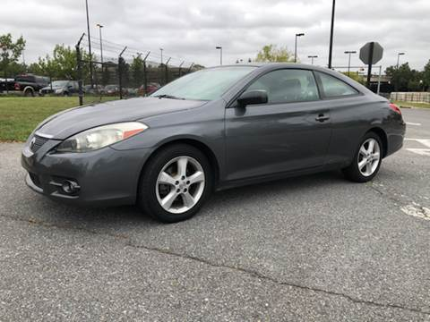 2007 Toyota Camry Solara for sale in Hyattsville, MD