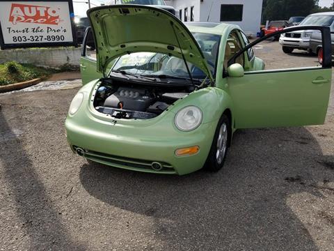2001 Volkswagen New Beetle for sale in Rock Hill, SC