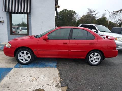 2006 Nissan Sentra for sale in Rock Hill, SC