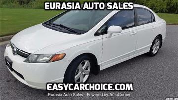 2008 Honda Civic for sale in Alpharetta, GA