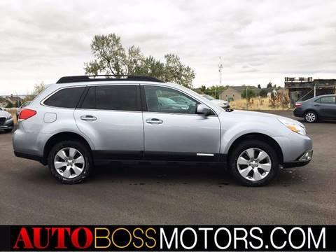 2012 Subaru Outback for sale in Woodscross, UT