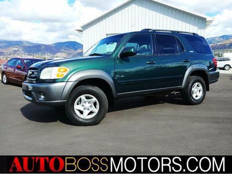 2004 Toyota Sequoia for sale in Woodscross, UT