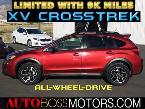 2015 Subaru XV Crosstrek for sale in Woodscross, UT