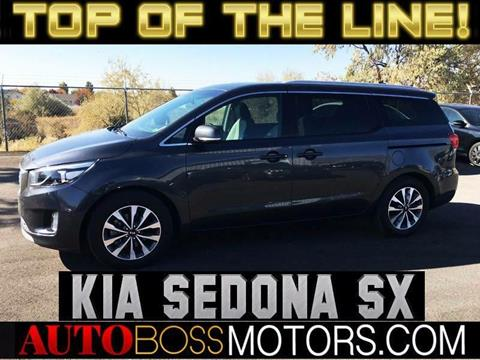 2015 Kia Sedona for sale in Woodscross, UT