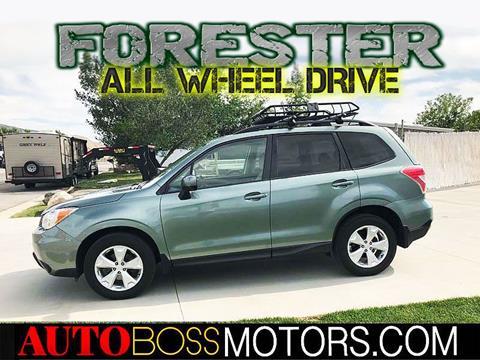 2014 Subaru Forester for sale in Woodscross, UT