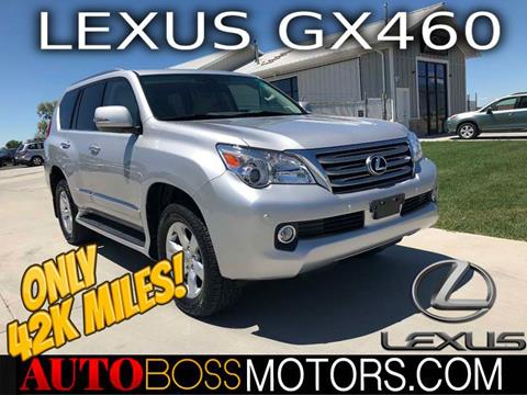 2012 Lexus GX 460 For Sale In Woodscross, UT