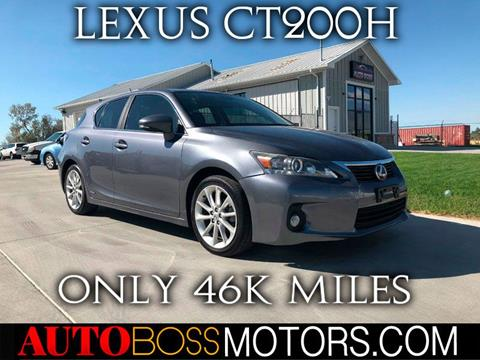 2013 Lexus CT 200h For Sale In Woodscross, UT