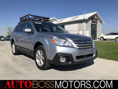 2013 Subaru Outback for sale in Woodscross, UT