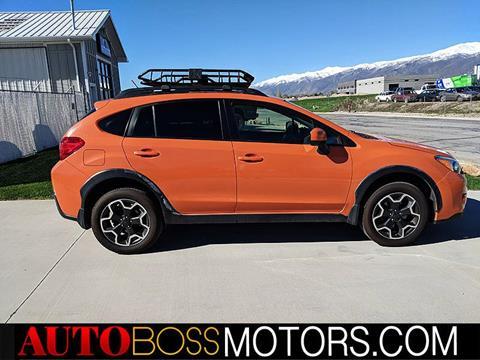 2013 Subaru XV Crosstrek for sale in Woodscross, UT