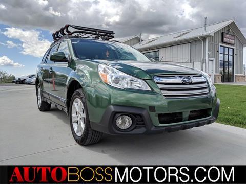 2014 Subaru Outback for sale in Woodscross, UT