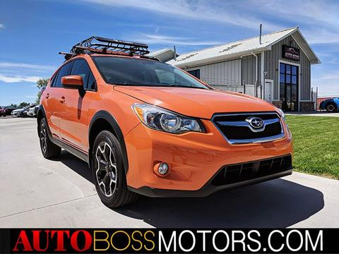 2015 Subaru XV Crosstrek for sale in Woodscross, UT