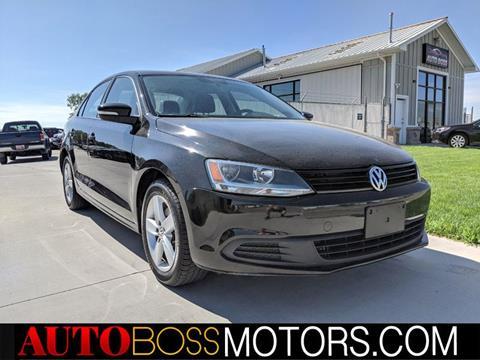 2012 Volkswagen Jetta for sale in Woodscross, UT